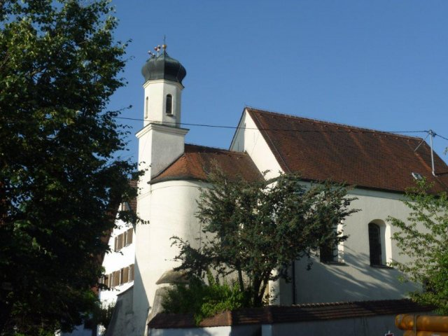 Grossansicht in neuem Fenster: St. Anna Kapelle in Penzing